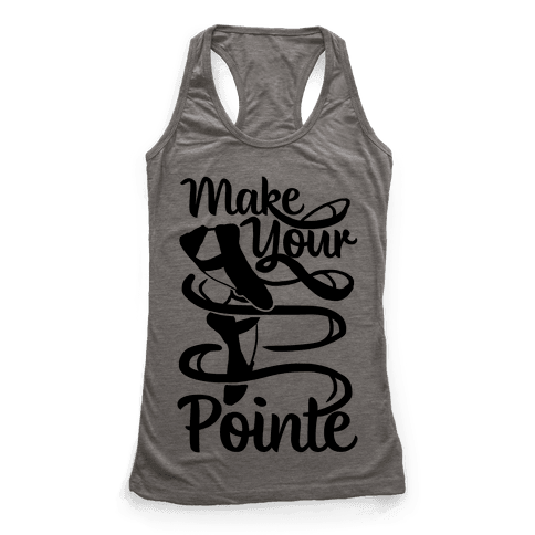 Make Your Pointe