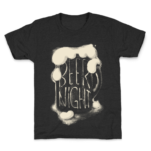 Beer Night Kids T-Shirt