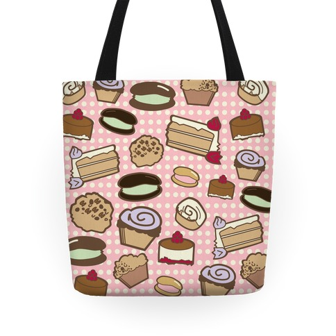Bakery Pattern Tote