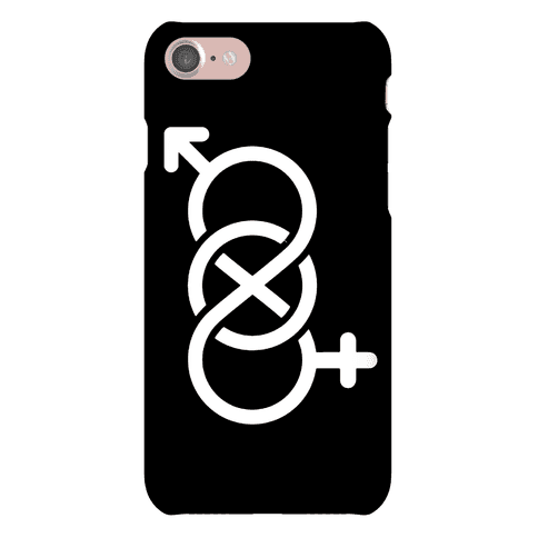Bi Symbol Phone Case