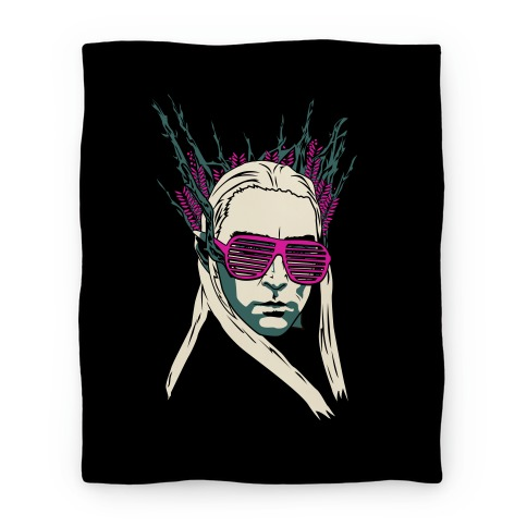 Thranduil Elvish Lord of the Party Blanket Blanket