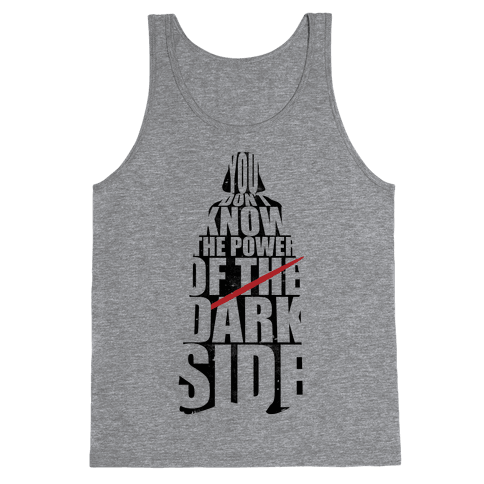 Power of the Dark Side Tank Top