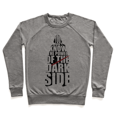 Power of the Dark Side Pullover
