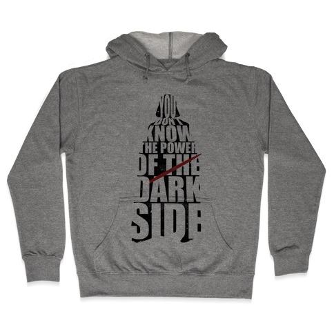 Power of the Dark Side Hooded Sweatshirt