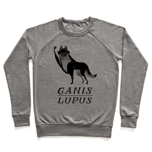 Canis Lupus (Part 2) Pullover