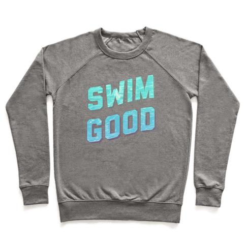 Swim Good Pullover