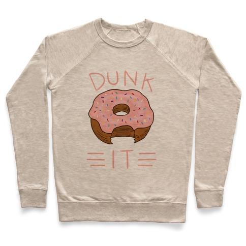 1e9783654 Dunk It (Donut) Crewneck Sweatshirt
