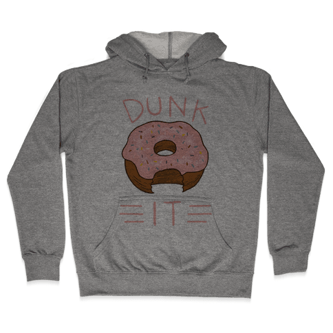 Dunk It (Donut) Hooded Sweatshirt