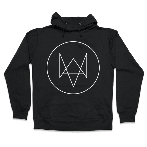 Aiden P. Hooded Sweatshirt