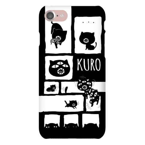 Kuro Cat Pattern