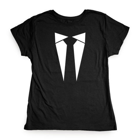 The Last Suit You'll Ever Wear Womens T-Shirt