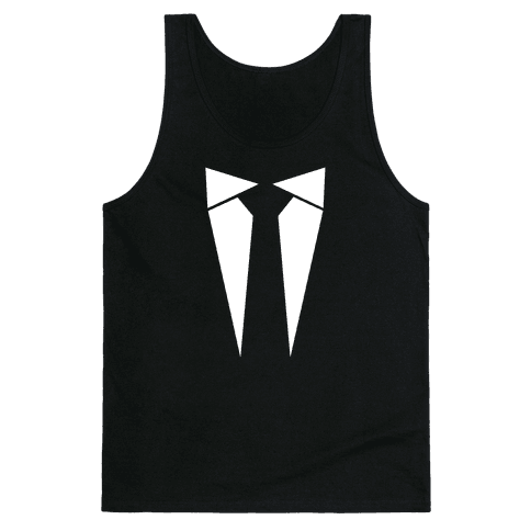 The Last Suit You'll Ever Wear Tank Top