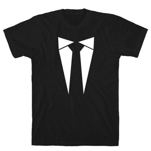 The Last Suit You'll Ever Wear Mens T-Shirt