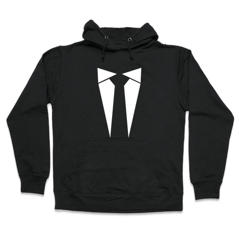 The Last Suit You'll Ever Wear Hooded Sweatshirt