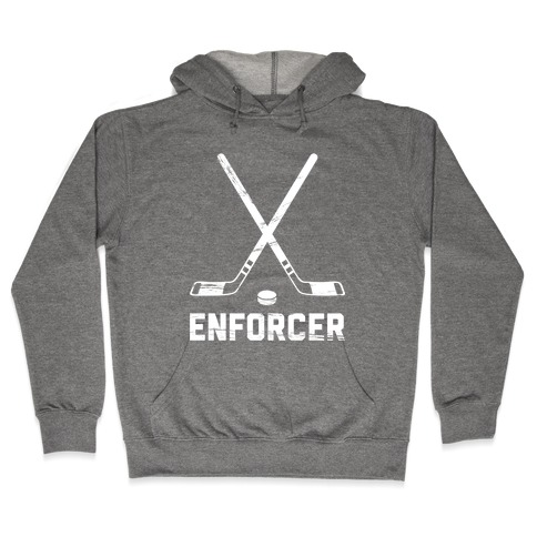 Enforcer Hooded Sweatshirt