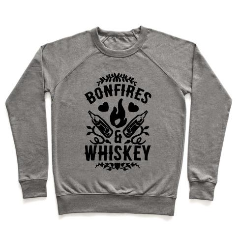 Bonfires & Whiskey Pullover