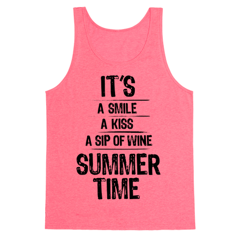 Summertime Tank Top