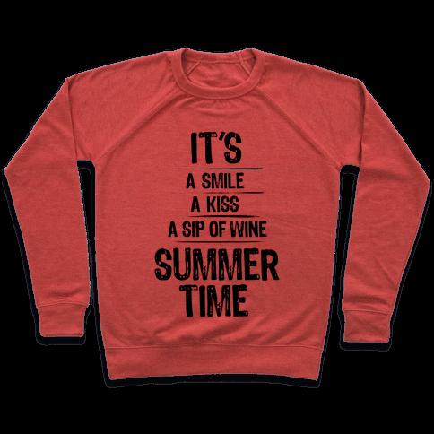 Summertime Pullover