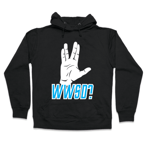 WWSD? Hooded Sweatshirt