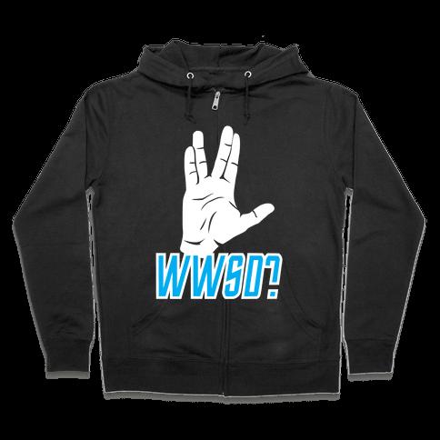 WWSD? Zip Hoodie