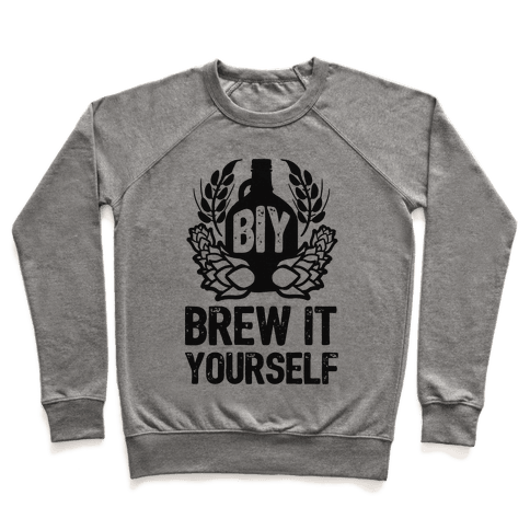 Brew It Yourself Pullover