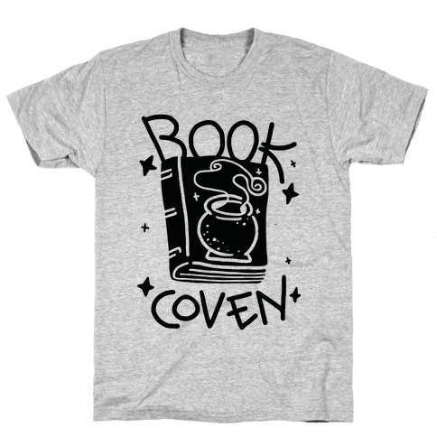 Book Coven Mens T-Shirt