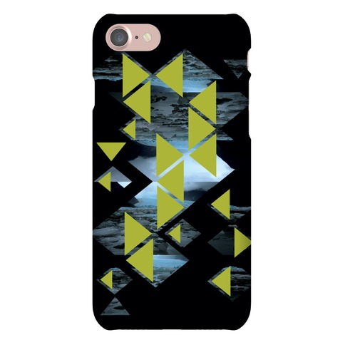 Glacier Collage Phone Case