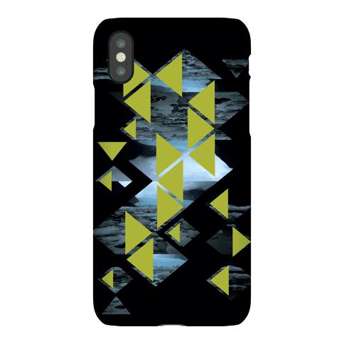 Glacier Collage Phone Case