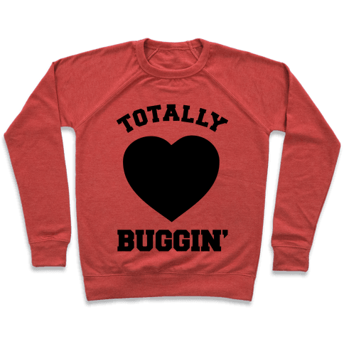 Totally Buggin Pullover