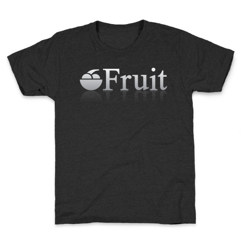 Fruit Computers Kids T-Shirt