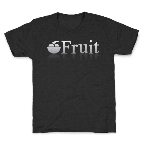Fruit Computers Kids T-Shirt