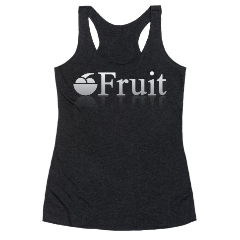 Fruit Computers Racerback Tank Top