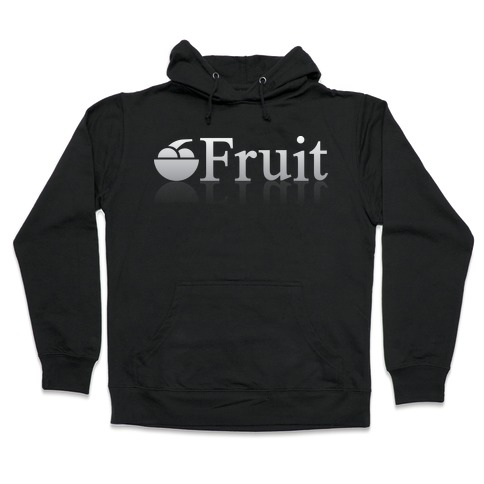 Fruit Computers Hooded Sweatshirt