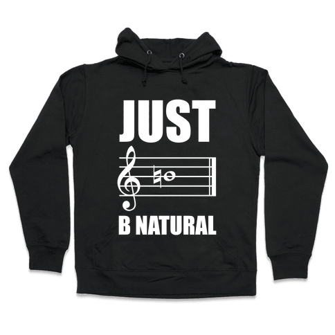 Just B Natural Hooded Sweatshirt