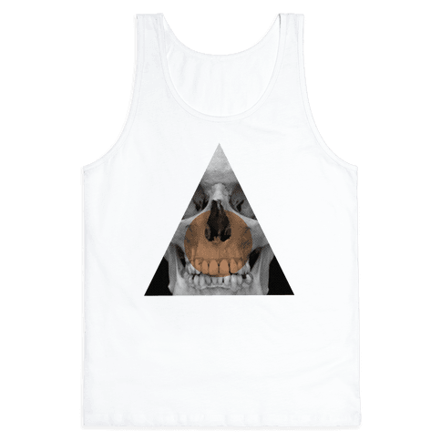 Skull Triangle Tank Top