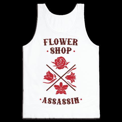 Flower Shop Assassin