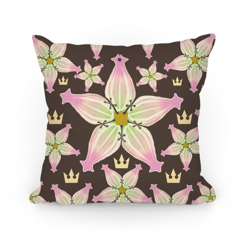 Wayfinder Charm Pattern Pillow