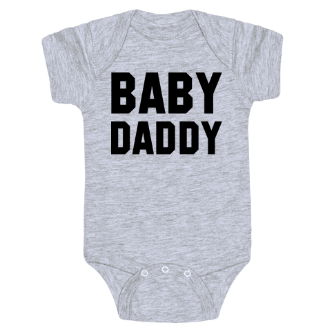 Baby Daddy Baby Onesy