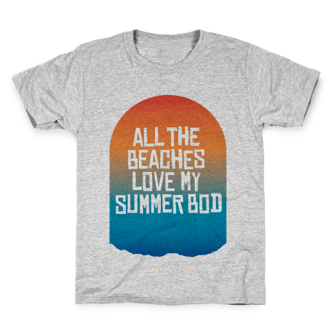 All the Beaches Kids T-Shirt