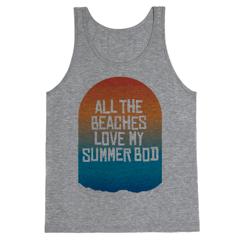 All the Beaches Tank Top