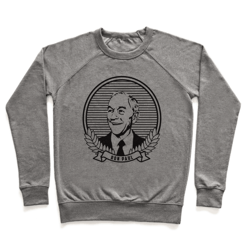 Ron Paul Dollar Pullover