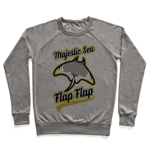 Majestic Sea Flap Flap Pullover