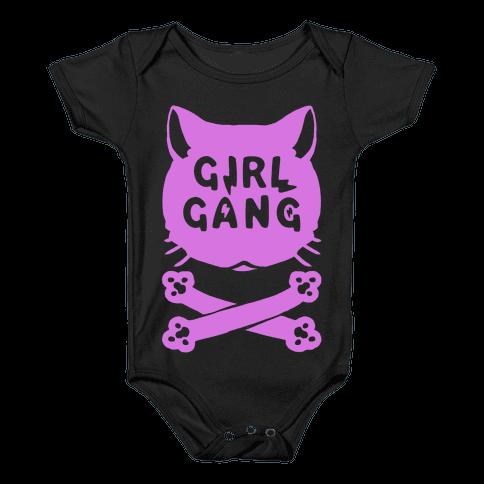 Girl Gang Baby Onesy