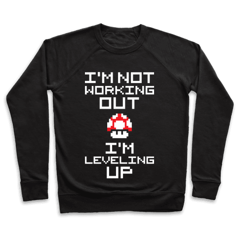 I'm Leveling Up Pullover