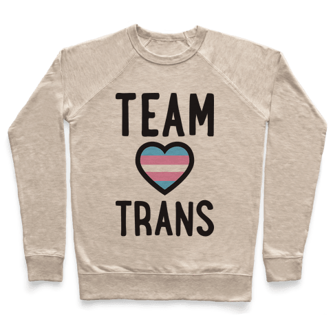 Team Trans Pullover