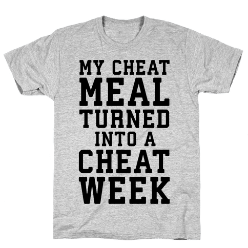 My Cheat Meal Turned Into A Cheat Week
