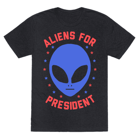 Aliens For President