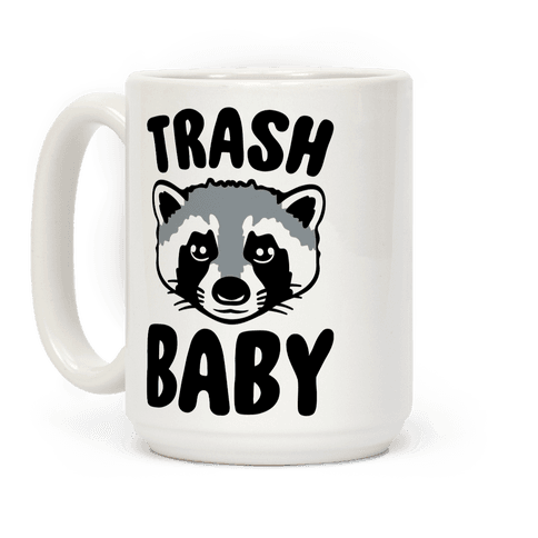 Trash Baby Coffee Mug