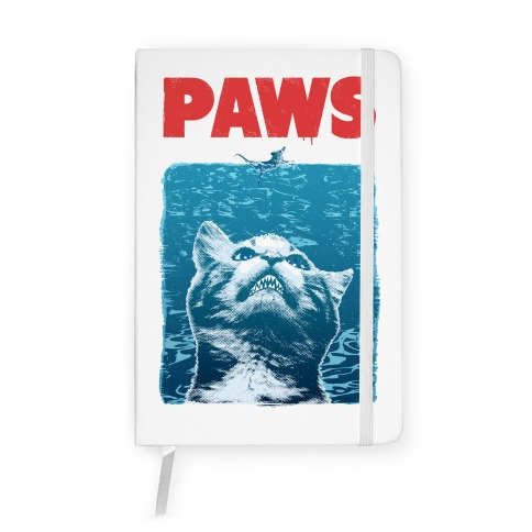 PAWS (JAWS Parody) Notebook