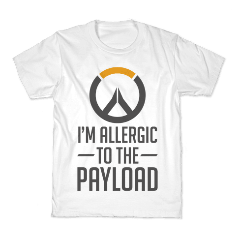 I'm Allergic to the Payload Kids T-Shirt